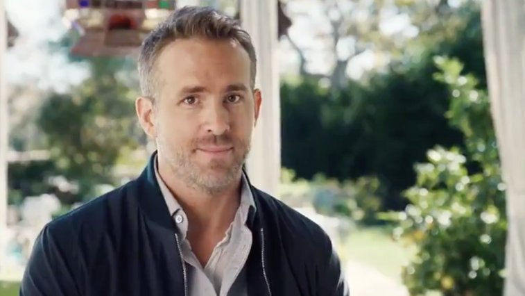 Ryan Reynolds skewers craft spirit culture in ad for his craft spirit