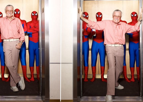 Marvel Comics Genius Stan Lee Turned Outcasts Into Heroes | WIRED