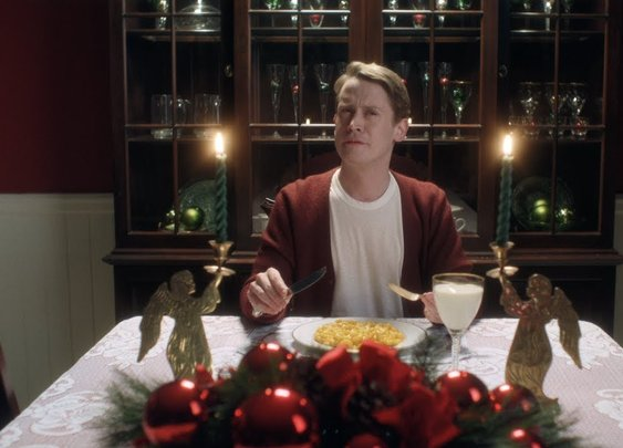 "Macaulay Culkin Recreates ""Home Alone"" scenes for Google Assistant"
