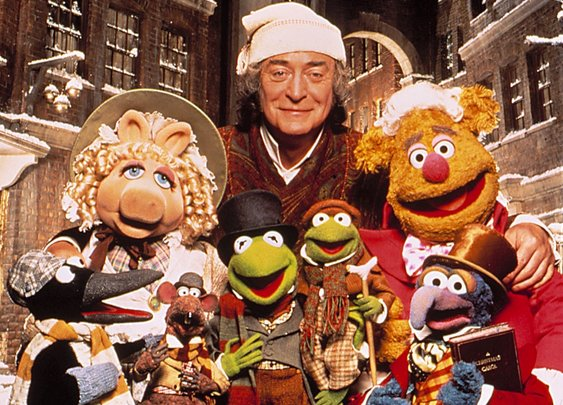 Michael Caine Loves 'The Muppet Christmas Carol' as Much as You Do | GQ
