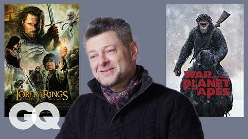Andy Serkis Breaks Down His Most Iconic Characters | GQ - YouTube