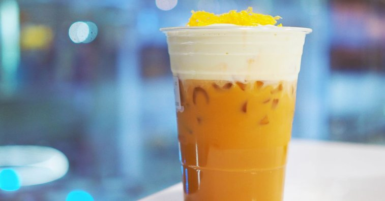 Cheese Tea Is a Food Trend In the Making