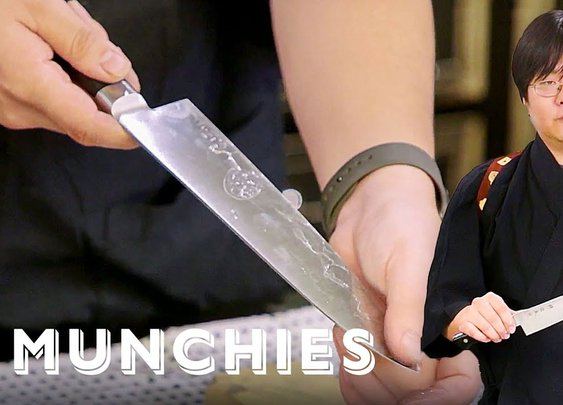 How to  Properly Sharpen a Knife with a Master Sharpener