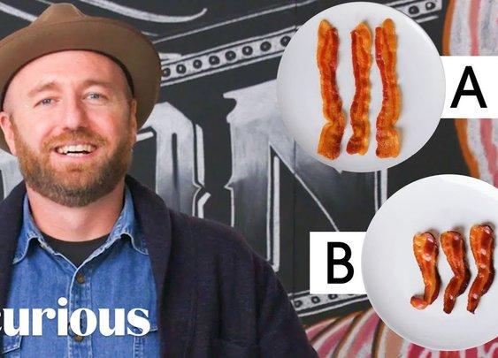 Bacon Expert Guesses Cheap vs Expensive Bacon