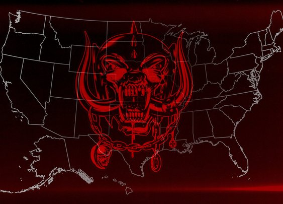 The United States Of Motörhead — Kerrang!