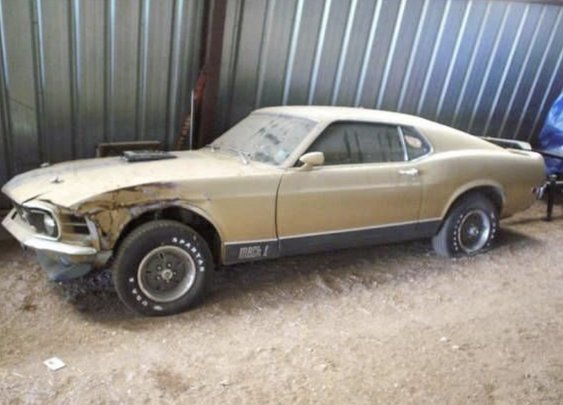 50 Coolest Barn Finds | Classic