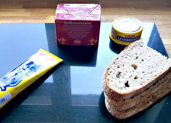 The Norwegian art of the packed lunch