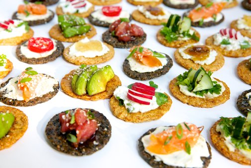 We're Having a Cracker Party And You Can Too | San-J