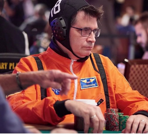 Poker champion Steve Albini, Nirvana engineer and legendary Big Black guitarist