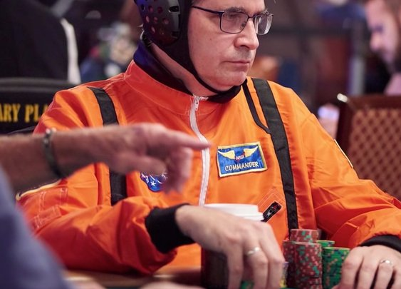 Poker champion Steve Albini, Nirvana engineer and legendary Big Black guitarist