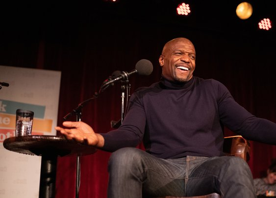 Terry Crews: The Man's Got Talent