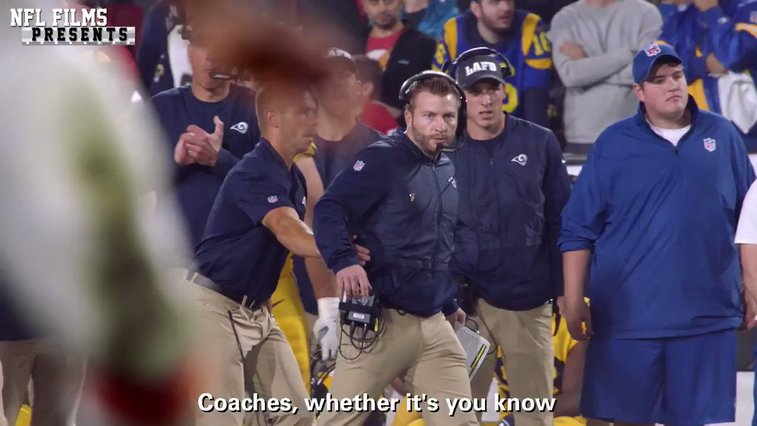 The Weirdest Job In the NFL: Get Back Coach