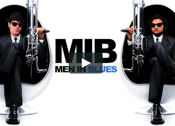 """MIB: Men In Blues"". Short Film on Vimeo"