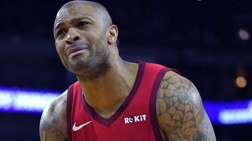 Houston Rockets' P.J. Tucker roasted. Put me in coach