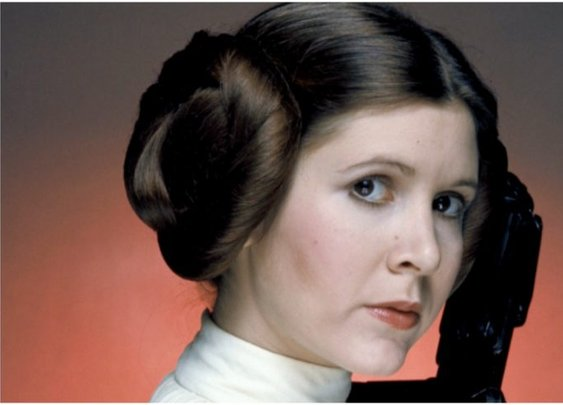 "The Story Behind the Hair - Princess Leia's Cosmic ""Cinnamon Buns"""