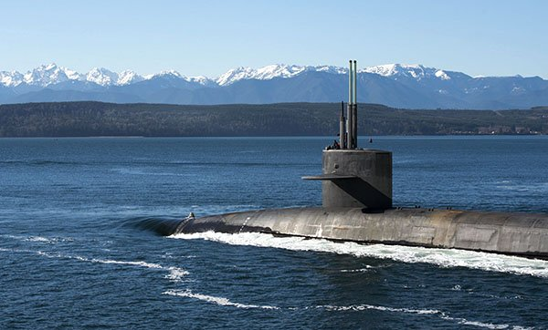 Submarines and Stamps: A Captive Audience