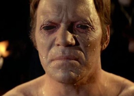 William Shatner's Face: From 'Halloween' To 'The Walking Dead'