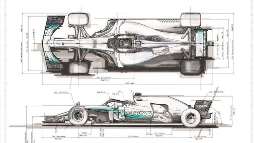 How is a Formula 1 car born? | RACER