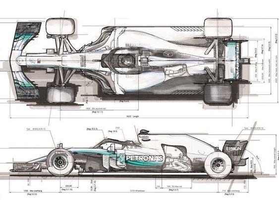 How is a Formula 1 car born? | RACER