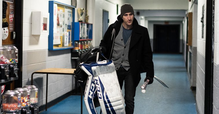 The Goalie Is a Hired Gun, and He's Yours for $50 a Game - The New York Times
