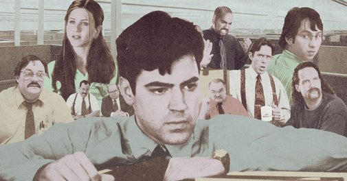 An Oral History of 'Office Space' - The Ringer