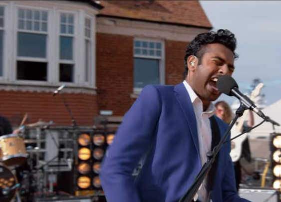 The Yesterday trailer has the internet obsessing over a Beatles-less world