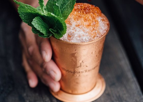 The art of the mint julep – American Whiskey Magazine