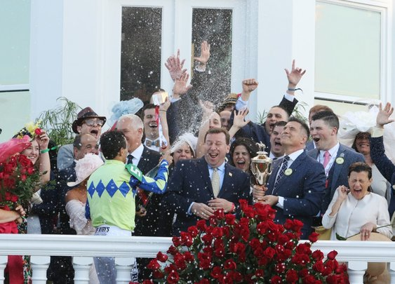 The Kentucky Derby – And they're off! – American Whiskey Magazine