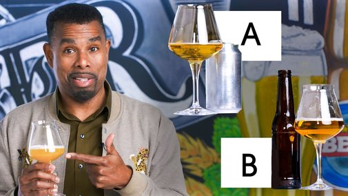 Beer Expert Guesses Cheap vs Expensive Beer