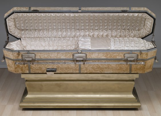 The Great Glass Coffin Scam: When Hucksters Sold the Fantasy of Death Without Decay