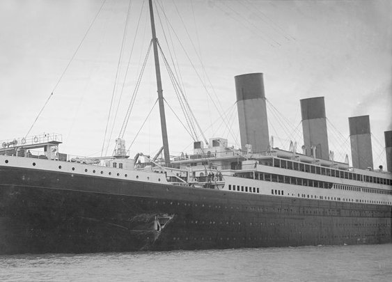 Titanic Conspiracy Theory | Did the Titanic Really Sink?