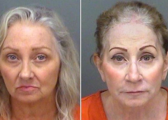 Sisters allegedly killed elderly dad in 'perfect murder' plot