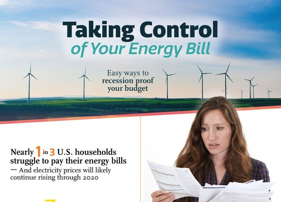 Easy Ways to Lower Your Energy Bills (Infographic)