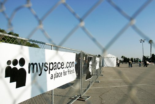 MySpace and the Loss of Memories: The Internet Is Not Your Friend