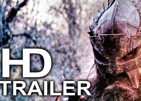 THE HEAD HUNTER Trailer #1 (2019)