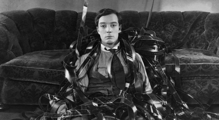 Buster Keaton: Anarchitect