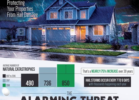Hail No! Protecting Your Properties From Hail Damage - WeatherCheck