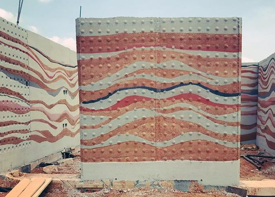 Ghana's Incredible, Rammed Earth Walls