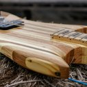 How to Make a Pallet Wood Guitar