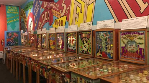 Where pinball machines live forever / Boing Boing