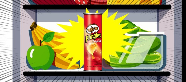 I put Pringles in the fridge and it changed my life