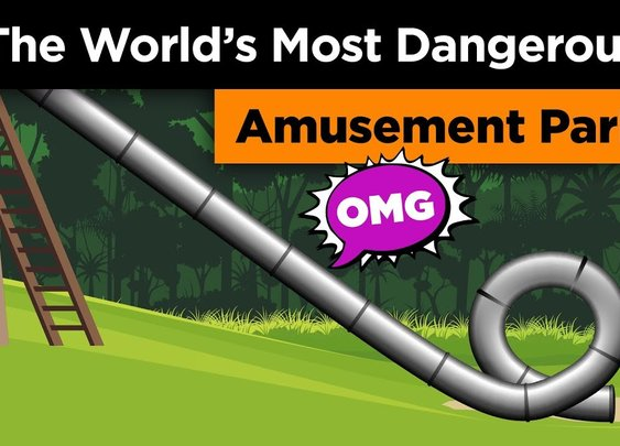 This Was the World's Most Dangerous Amusement Park