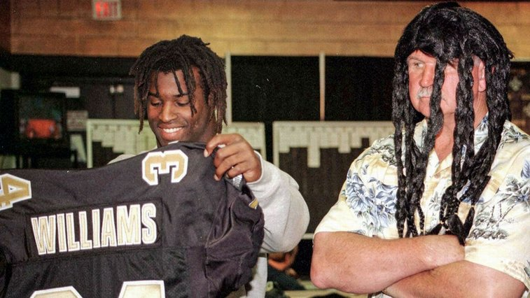 Yep, the 1999 NFL draft was just as crazy as you thought