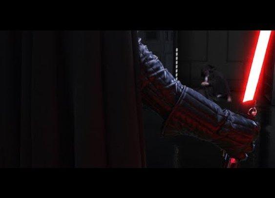 Star Wars SC 38 Reimagined - YouTube