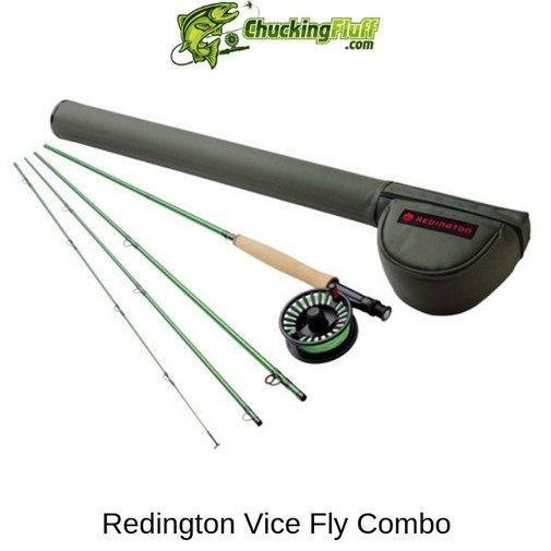 Redington VICE Fly Fishing Outfit Review - Rod and Reel Combo