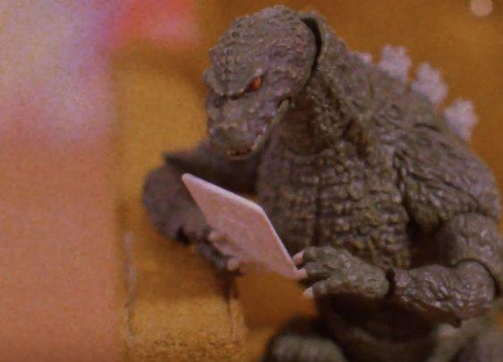 How to Make Godzilla Really Angry - YouTube