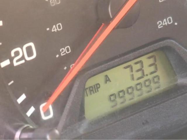 Mileage milestone: Man hits 1M miles in Honda Accord