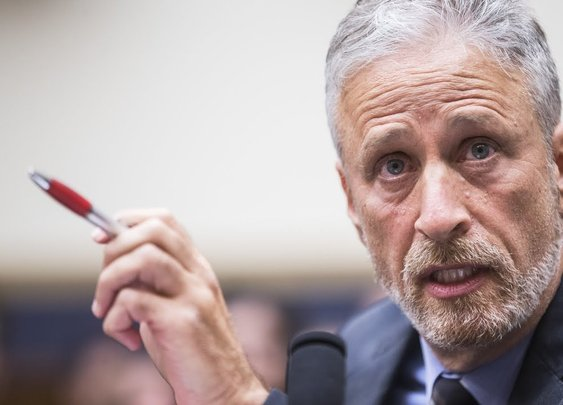 Jon Stewart rips Congress over 9/11 response