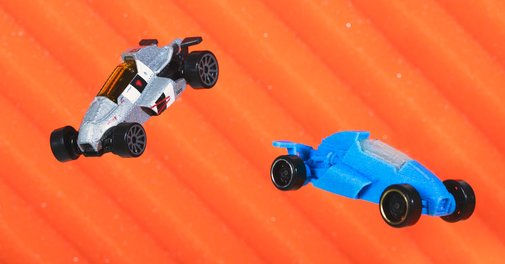 How Mattel Shrinks Cars Into Hot Wheels (Crash Test Included) | WIRED