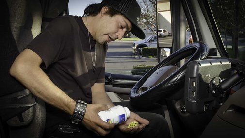 "Carrier drug survey reveals need to ""purge"" 300,000 drivers"